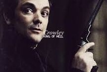 Crowley / I am the King of Hell