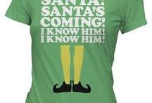 Funny Christmas Holiday Attire