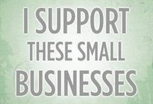 I Support These Small Businesses / This is a group board for ALL small businesses to pin their products and business related information. If you would like to be a contributor and pin your own items, follow www.pinterest.com/moderntypemedia and send me a message.