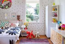 Kids Room / Inspiration for kids room: toys, nursery styles, other little things, etc