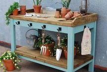 garden / outdoor gardening tips and backyard style ideas . love where you live