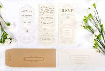 Letterpress and Stationery / Invitations, announcements, calendars, greeting cards, posters, and presses. / by Sarah (whynoteight.wordpress.com)