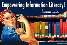 Information Literacy / by Library 10th