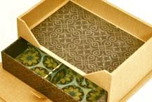Boxes / Boxes, boxes for books, box art, box tutorials