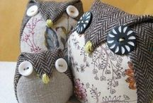 Projects: Sewing, Knitting, & Fiber Arts / by Julia Moore