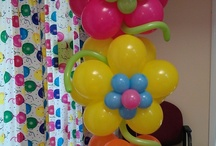Birthday Parties / by Amber Badeaux