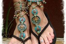 Foot Fashion / shoes, boots, sandals, footwear