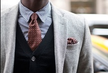 Suit And Tie / by Gabe Lawrence