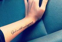 Tattoo / by McKenzie Kirby