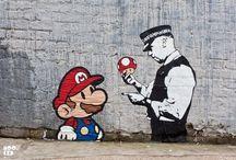 Street Art / by Jeff Kennedy
