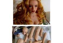 Art Doll TUTORIALS