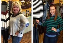 Fashion Fridays / All the Frox Fashions from Perkasie and Ambler stores!