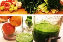 Juice & Smoothie Recipes / Use the items in your Endlessly Organic Juice Box to make these easy juice and smoothie recipes.