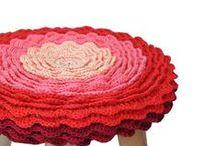 Crochet / Crochê Crochet / by Danni Ribeiro