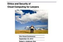 Cloud Computing / by Library 10th