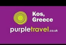 Travel Videos / Discover the best in holidays through our videos. Explore Spain, Portugal, Greece and beyond with the expert team at Purple Travel. Whether you want a couples getaway to a romantic hotel in the sun, a city break with a difference where you can see the sights or a visit to the best in family friendly resorts in the Caribbean, let our (ABTA member) PurpleTravel.co.uk team find the best in cheap hotels, flights and transfers to suit your budget.