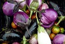 EGGPLANT AUBERGINE BRINJAL / When our eggplants peak in the garden, I can never find enough good eggplant recipes.