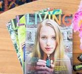 Living Magazine / A collection of the digital dōTERRA Living Magazines