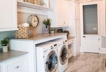House Laundry Space