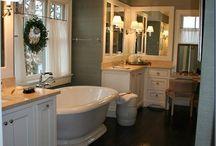 House Bathroom Spaces