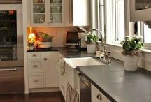 House Kitchen Spaces