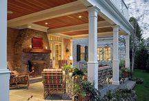 House Backyard / Porch