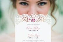 Wedding Invitations/Programs