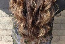 Hair Inspiration / hair, beauty