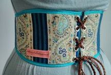 Corsets / Corsets and belts