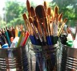 Paint, Draw, Sketch... / All things art related