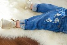 baby girl outfit details