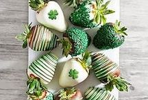 St. Patrick's Day / St. Patrick's Day | DIY Crafts | Food Recipes | Outfits | Party Ideas | Home Decor