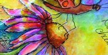 Art - Acrylic Paints I