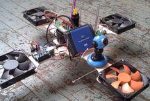 Acrobatic Drones