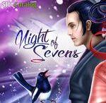 Night of Sevens video slot (Genesis)