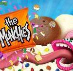 The Munchies video slot (Genesis)