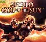 Apollo God of The Sun (Video Slot from Green Tube)