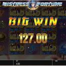 Mistress of Fortune (Video Slot from Blueprint)