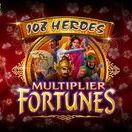108 Heroes Multiplier Fortunes (Video Slot from Microgaming)