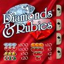 Diamonds and Rubies (Video Slot from Realistic)