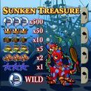 Sunken Treasure (Video Slot from Realistic)