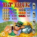 Pot Luck (Video Slot from Realistic)