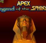 Legend of the Sphinx (Video Slot from Green Tube)
