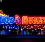 Cops 'n' Robbers Vegas Vacation (Video Slot from Green Tube)