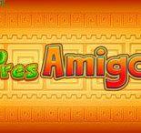 Tres Amigos (Green Tube) (Video Slot from Green Tube)
