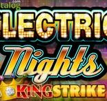 Electric Nights King Strike (Video Slot from Ainsworth)