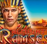 Almighty Ramses II (Video Slot from EGT)