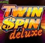 Twin Spin Deluxe (Video Slot from NetEnt)