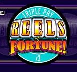 Reels of Fortune - Triple Pay (Video Slot from Betdigital)