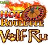 Hot Roulette - Wolf Run (Video Slot from IGT)